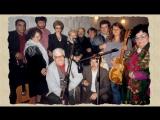 Александр Волокитин и гитарист Юрий Бадалл - ГОП СО СМЫКОМ (ГАВАНЬ, видеосъёмка 19.11.1998)
