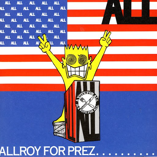 all альбом Allroy For Prez…
