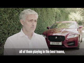 José Mourinho explains why England CAN win the World Cup
