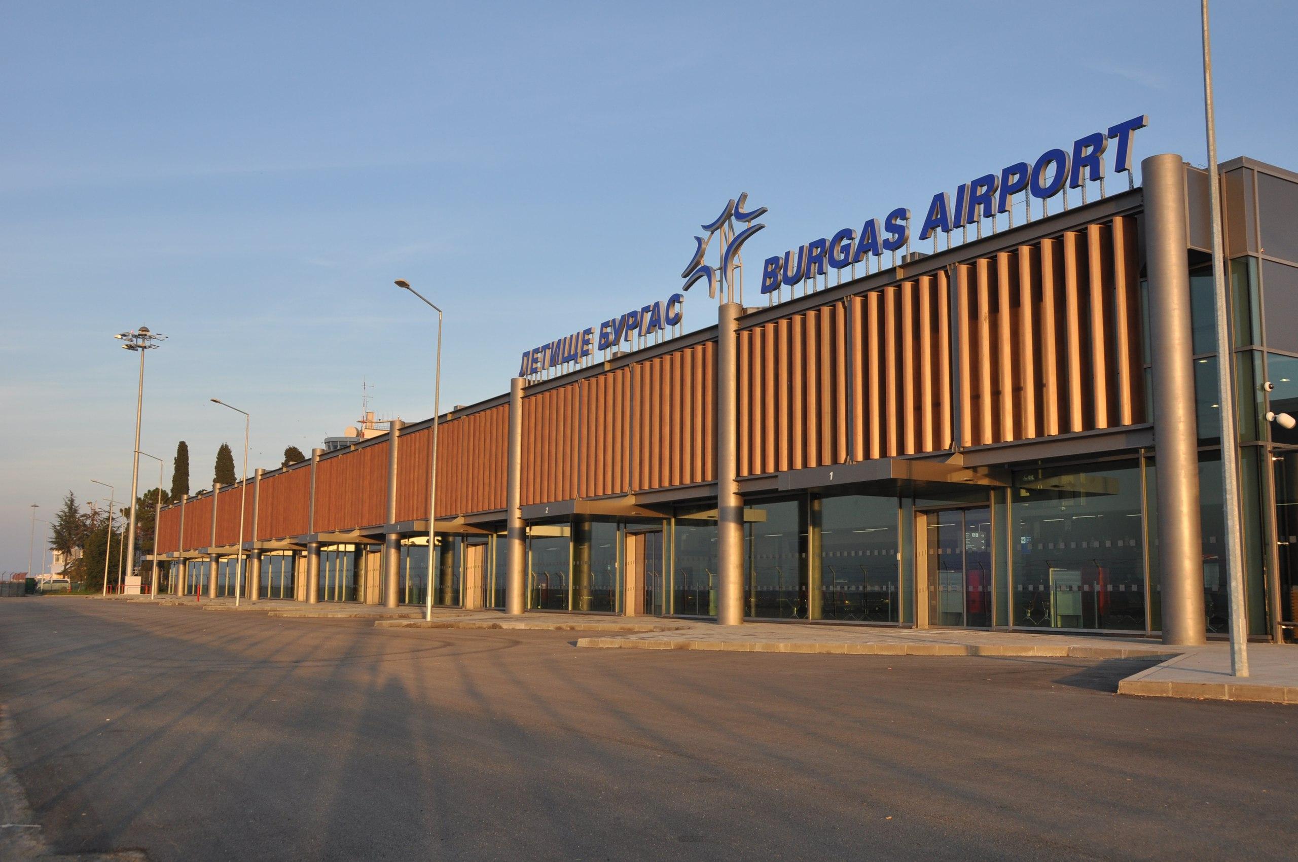 Аэропорт Бургаса: как добраться до города туристу