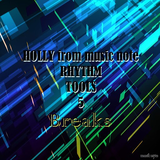 Holly альбом HOLLY from Music Note Sound Tools 5 Breaks
