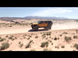 Off-Roading in Moab with Maxxis Trepador Tires