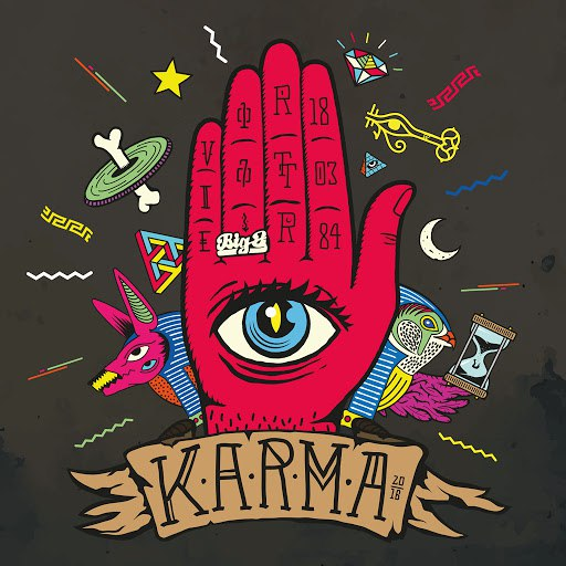 BIG J альбом Karma