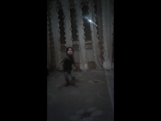 Альмирочка танцует