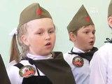 Школа № 1. Конкурс патриотической песни