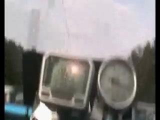 Мировые рекорды Ghost Ridera и его Whelli Team