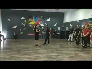 Zona de baile конкурс Jack&Jill по версии UBA