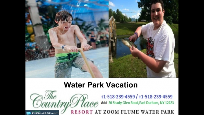 The lovable Water Park Vacation destination is the country place; try it now