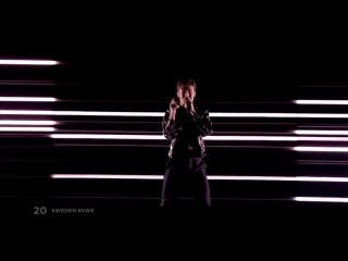Benjamin Ingrosso - Dance You Off - Sweden / Eurovision 2018