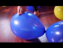 [TTR Playground] Sharon - Barefoot stomping of 12'' balloons (trailer)
