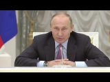 Путин ответил Мизулиной цитатой Энгельса про глисту и свободную любовь