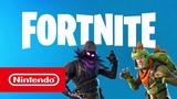 Fortnite трейлер с E3 2018 (Nintendo Switch)