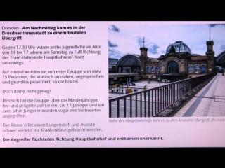 01-01-2018 dresdenweiter bluttat von migranten an minderjährige deutsche