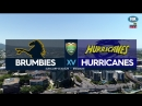 Brisbane Global 10s 2018 -Brumbies - Hurricanes