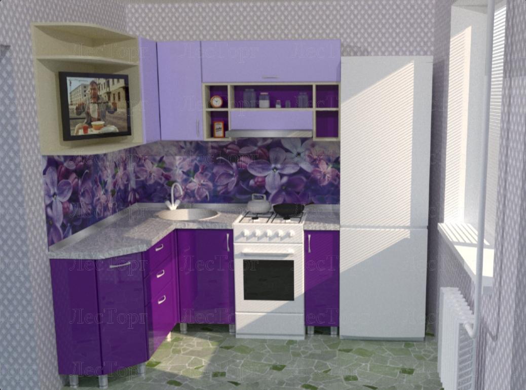 Кухня ООО Лесторг