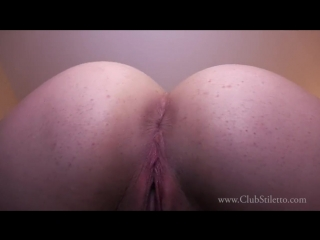 ClubStiletto.com YOU'RE THE MOST DIGUSTING ASS SLAVE EVER