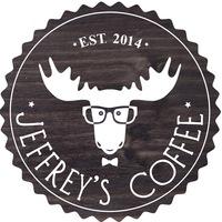 Логотип Jeffrey's Coffee Красноярск