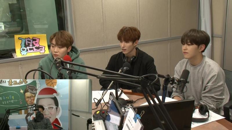 "180322 BSS 부석순 Seventeen @ Kim Changryul's radio show Old School"""