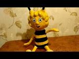 Пчёлка Майя из ПАПЬЕ-МАШЕ. Садовая фигура своими руками. Часть II.