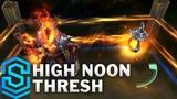 High Noon Thresh Skin Spotlight - Pre-Release - League of Legends