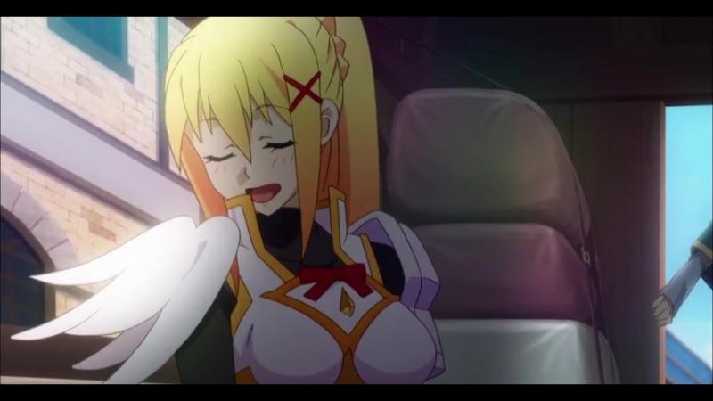 Богиня благословляет этот прекрасный мир 2 сезон 8 серия
