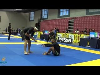 Herbert Burns vs Jimmy Lugo _ Dallas Fall Open NoGi 2018