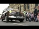 ГУМ-Авторалли ретро-автомобилей стартовала на Красной площади