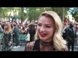 Emma Rigby on The Festival and how a real music festival is at London premiere