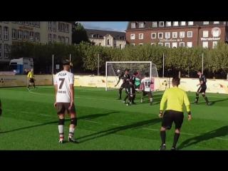 Tor des Monats Sportschau. August. Serdal Celebi vom FC St. Pauli (2018)