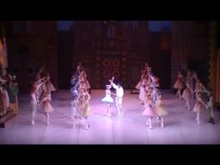 2018 Coppelia PDD  Finale, Yanela Piñera  Camilo Ramos, Ballet Nacional de Cuba, Янела Пиньера и Камило Рамос