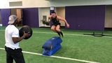 Michael Chandler on Instagram #workoutoftheday - we may start fast and end slow but we never ever stop! Great finisher with my boy @jholt_elitetr...