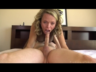 Мамка захотела ебаться [producersfun , hottie , bubble butt , amateur , doggy style , big cock , busty , blowjob , deep throat]