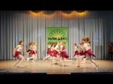 Отчетный концерт 27.05.18 Джаз-фанк 8-14 хореограф Капитонова Влада