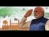 72nd Independence Day Celebrations PMs address to the Nation - LIVE from the Red Fort.
