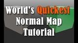 World's Quickest Normal Map Tutorial