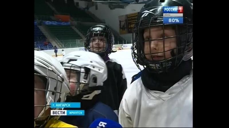 В детских хоккейных секциях ажиотаж. Отголоски Олимпиады в Иркутской области