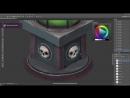 [SEPHIROTH ART] ISOMETRIC Green Lantern Game Object Digital Drawing [ Sephiroth Art ]