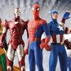 Коллекционные фигурки - Герои Marvel 3D
