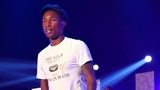Pharrell williams Blurred lines + get lucky live in korea seoul 150814