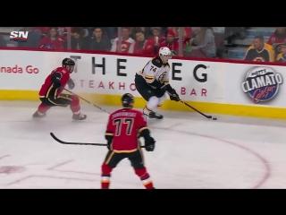 Boston Bruins vs Calgary Flames – Feb. 19, 2018 _ Game Highlights _ NHL 2017_18.