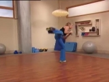 Kickboxing Buns Thighs Workout_ 10 Min Solution- Keli Roberts