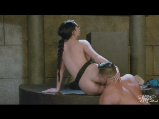 Chanel Santini - Tomb Rider A XXX Trans Parody  https://vk.com/sexchel74