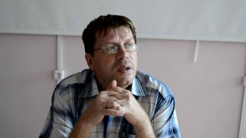 Игорь Эпанаев о своей биографии и творчестве