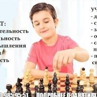 Логотип ЦЕНТР ШАХМАТ! Шахматы в Омске! СТУДИЯ МАСТЕР
