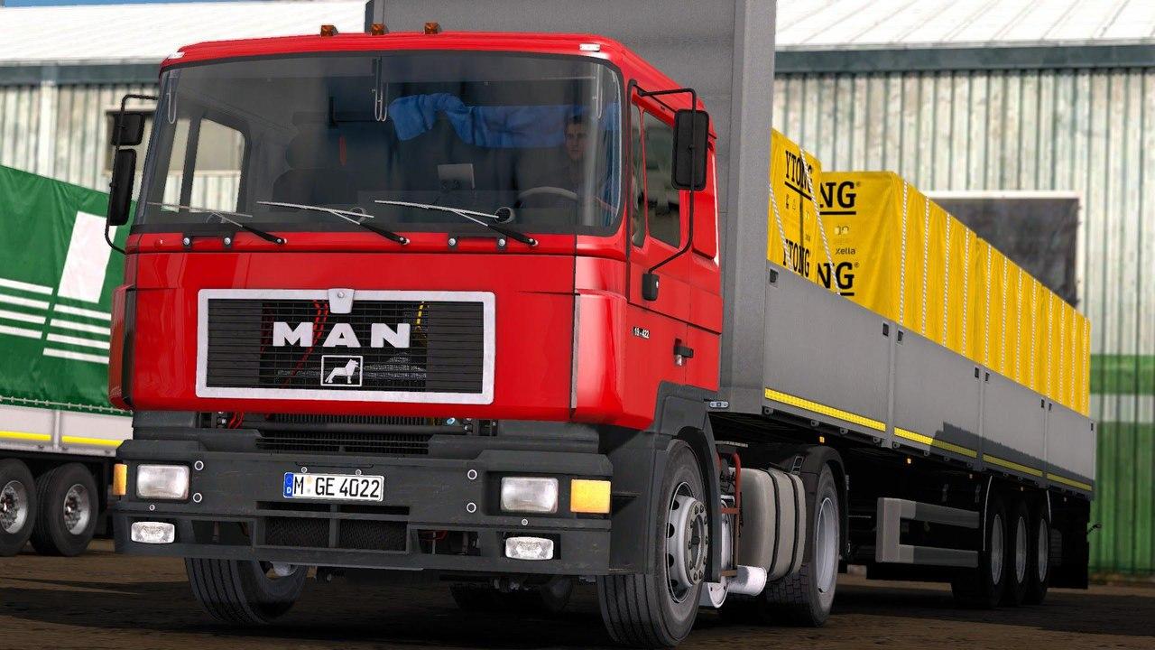 MAN F90 REWORKED V4.01