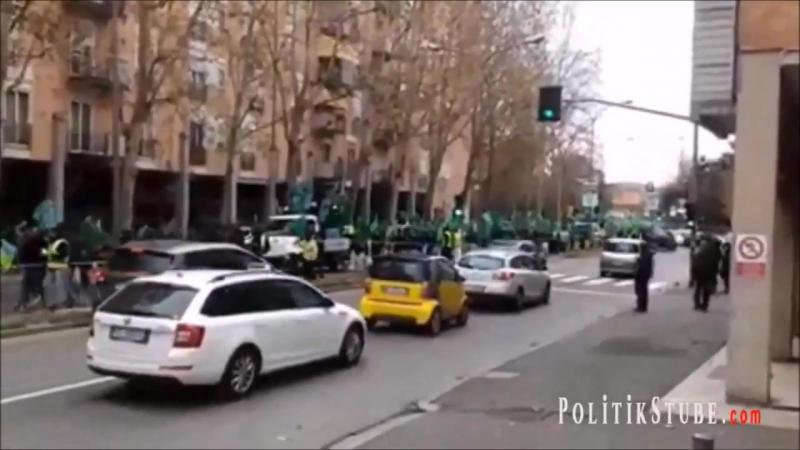 Das ist nicht Saudi Arabien – das ist Bologna in Italien