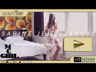 Sabine Jemeljanova - Behind the Scenes No.4 by MayContainGirl