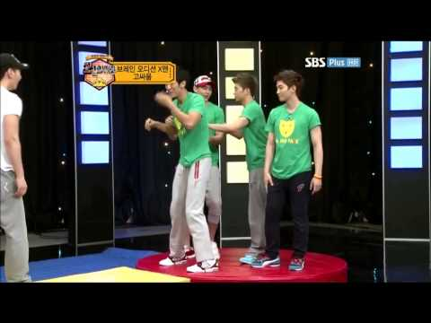 [2AM2PM] Seulong afraid of Chansung
