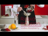iSi Rapid Infusion Vodka Raspberry