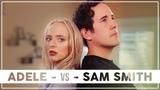 ADELE vs SAM SMITH Mashup!! ft. Madilyn Bailey &amp Casey Breves